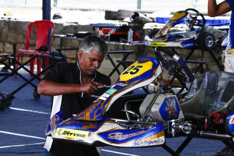 Suresh : Chief Mechanic MSPORT