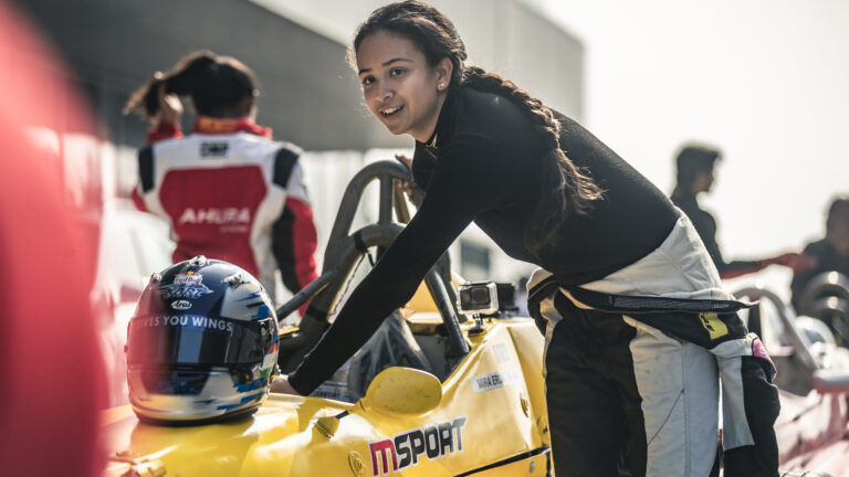 Mira Erda : The Racing Prodigy