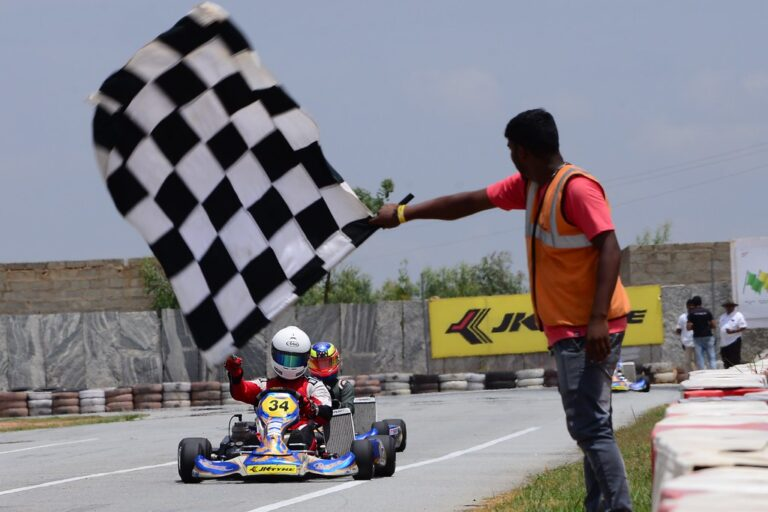 Nirmal Umashankar :Karting National Champion