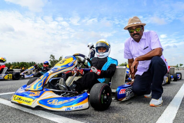 Shravanthika Lakshmi: A Passion For Racing And Music