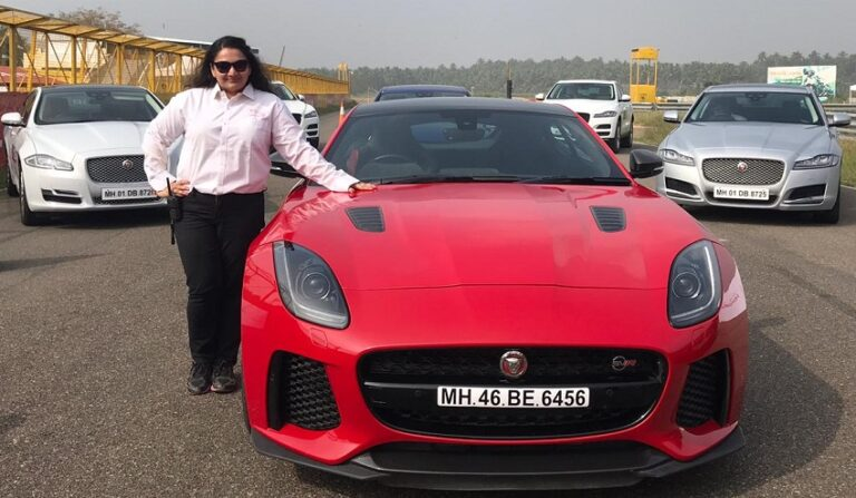 Khyati Mody : Racer with multiple hats