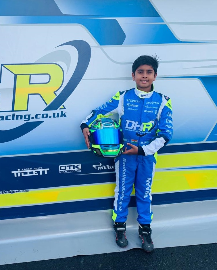 Ishaan Madesh : Youngest National Champion