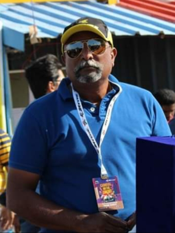 Sachin Mandody : Technical Head and Father of National Champion