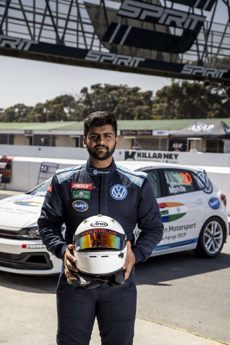 Dhruv Mohite : The Racing Champion
